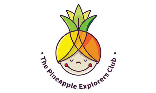 The Pineapple Explorers Club (at Arte Cafe)